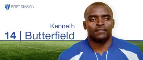 Kenneth W Butterfield