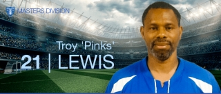Troy	'Pinks' Lewis