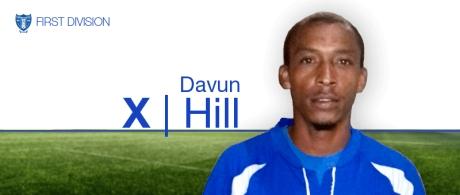 Davun Hill