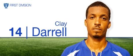 Clay Darrell