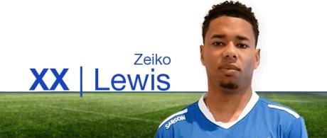 Zeiko Lewis
