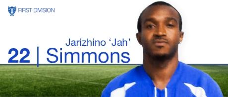 Jarizhino Simmons