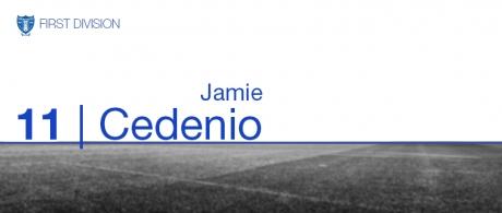 Jamie Cedenio