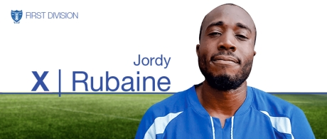 Jordy Rubaine
