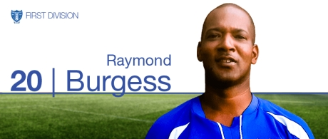 Raymond Burgess