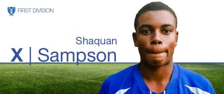 Shaquan Sampson