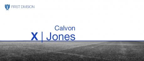 Calvon Jones