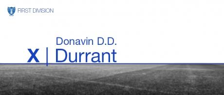 Donavin D.D. Durrant