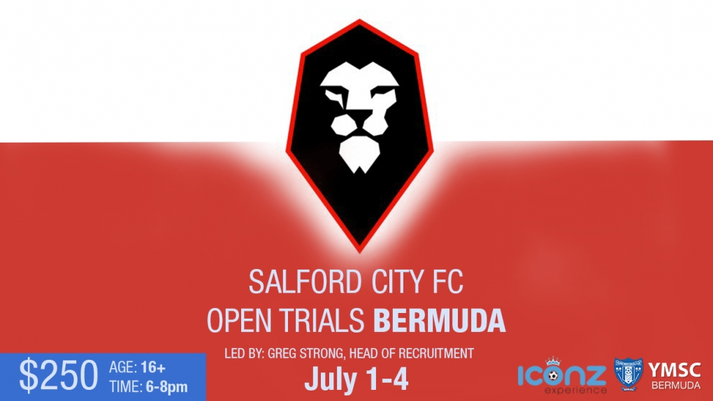 Salford City FC - Open Trials - July 1-4th