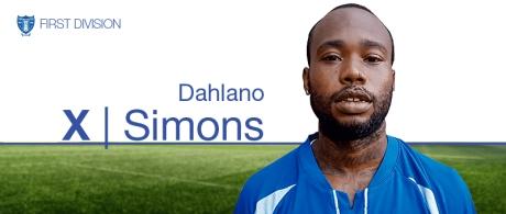 Dahlano Simons